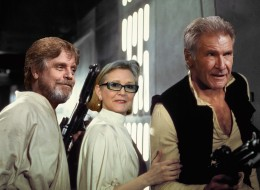 Here's What The 'Star Wars' Cast Would Look Like If They Were In The Original Films Today
