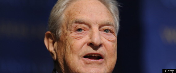 SOROS OCCUPY WALL STREET