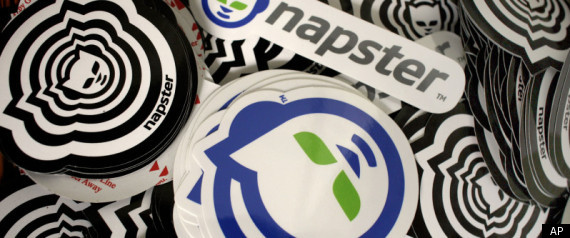 NAPSTER SOLD