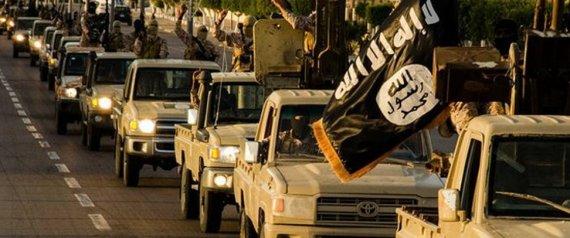 ISLAMIC STATE OF LIBYA