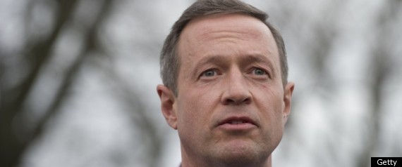 MARYLAND GOVERNOR MARTIN OMALLEY