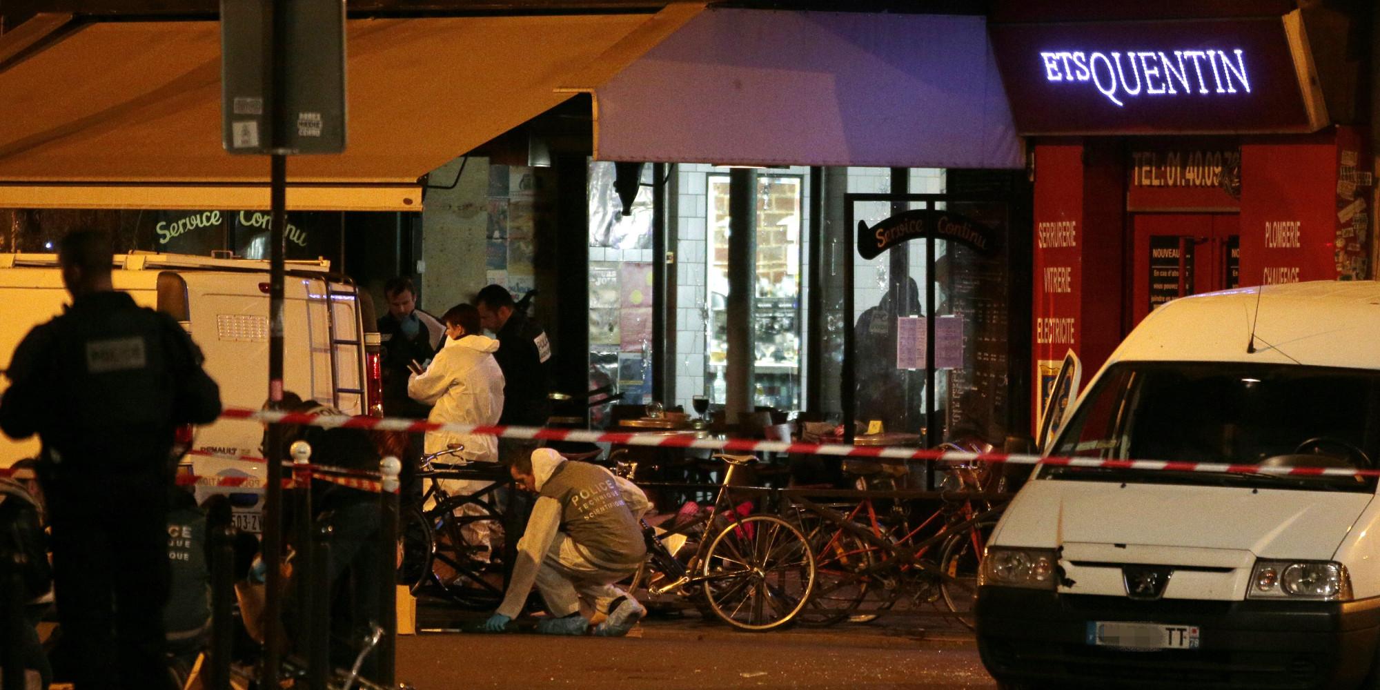 Rue De La Fontaine Au Roi Restaurant Bar