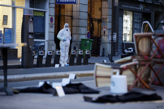 attentats paris