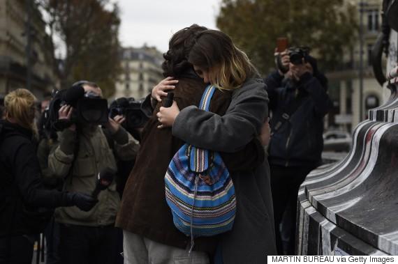paris hug