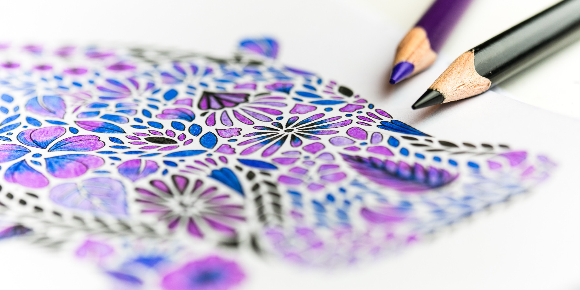 Gr grown up colouring in pages - Eight Things You Didn T Know About Colouring Books For Adults Huffpost Uk