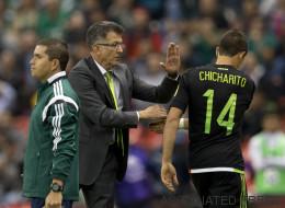 Osorio deja en evidencia a 'Chicharito'