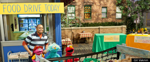 New Muppet Hits 'Sesame Street' To Raise Hunger Awareness