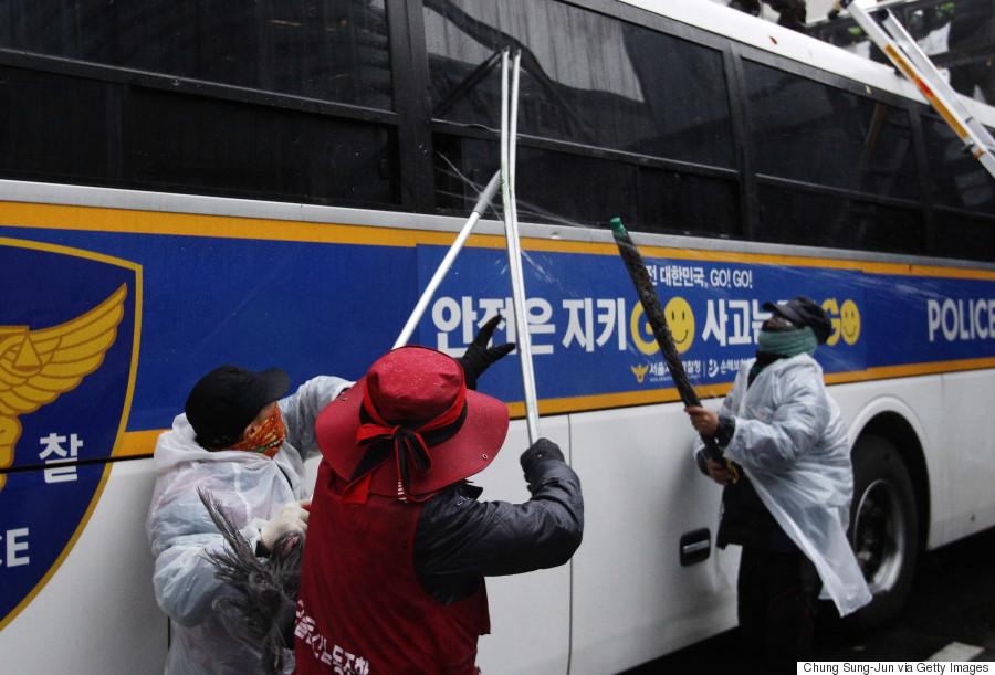 seoul rally