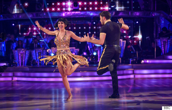 georgia may foote strictly come dancing