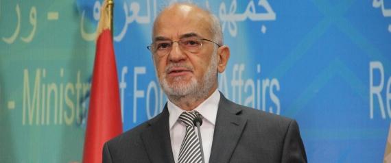 IRAQI FOREIGN MINISTER IBRAHIM ALJAAFARI