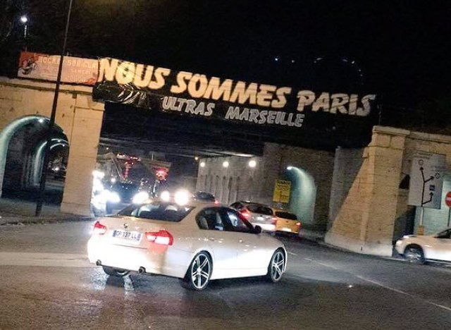 Galtier félicite les Ultras Marseillais