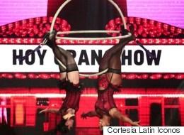 Maripily Rivera puso de cabeza a '¡Sí Se Puede!'