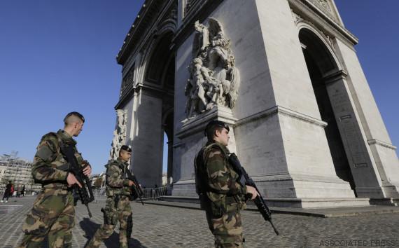 france in war