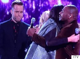 Olly Murs Makes Unfortunate 'X Factor' Blunder