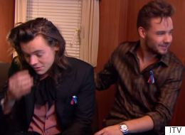 Harry Styles Causes 1D Fan Concern With Awkward Interview