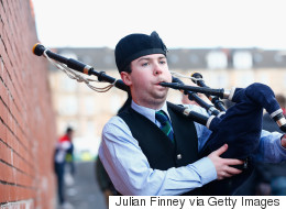 Bagpipes Are Being Used To Drive Homeless People Away From Bournemouth
