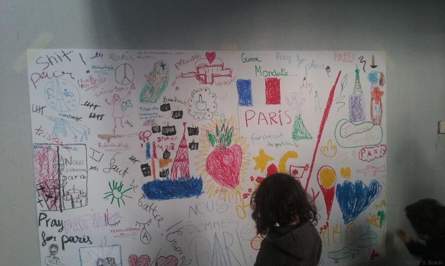 photos fresque enfants