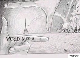 'Media Has Ignored Attacks Other Than Paris' Say People Who Clearly Don't Read The News