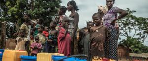 agua republica centroafricana