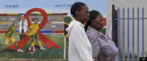 AFRICA AIDS
