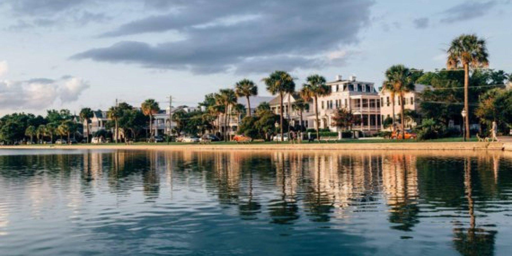 13 Fantastic Places In Charleston South Carolina Huffpost