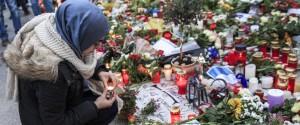 paris attacks france flowers