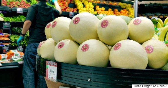 breast cancer melons