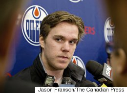 Connor McDavid Gives First Interview Since Injury