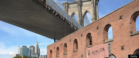 BROOKLYN BRIDGE DUMBO