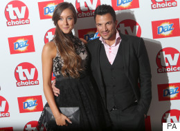 Peter Andre's Deal With His Wife To Avoid Strictly 'Curse'