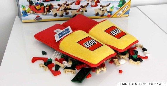 lego slippers