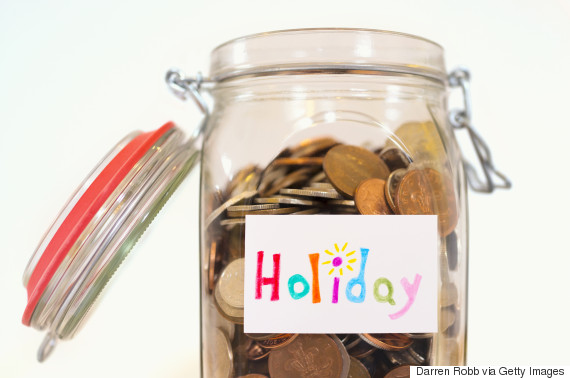 save money on holiday