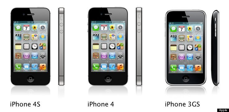 iphone 4s value iphone 4s vs iphone 4 how they compare infographic 8872