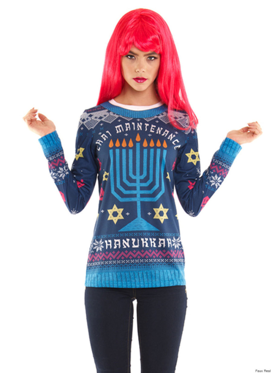 Nordstrom Pulls Offensive Hanukkah Sweater From Stores
