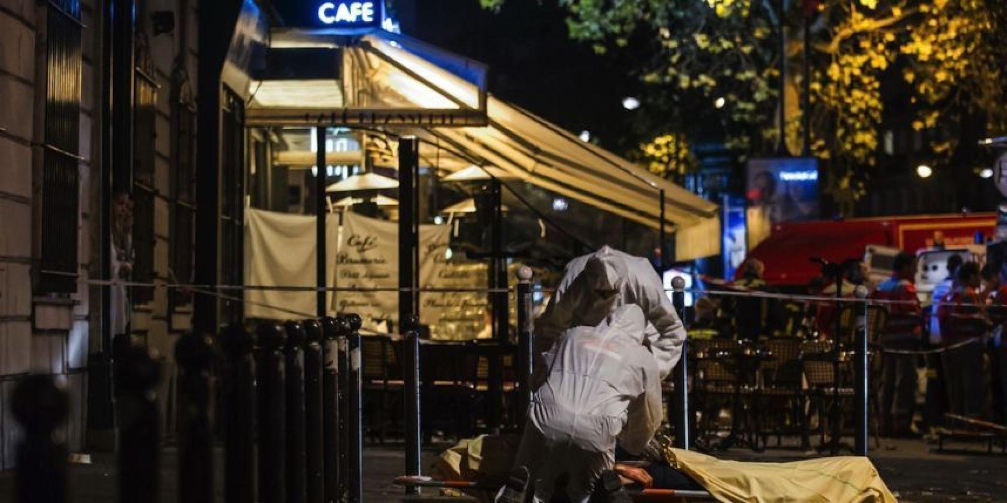 Attentat Facebook: Violence Aveugle Des Attentats De Paris: La Faute