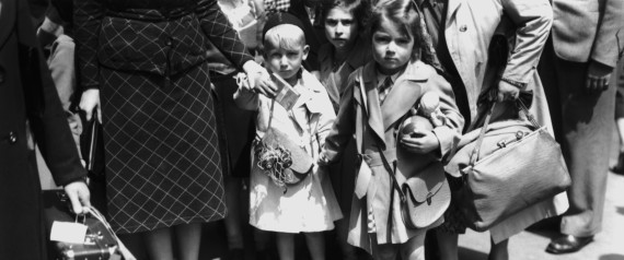 JEWISH REFUGEE CHILDREN 1939
