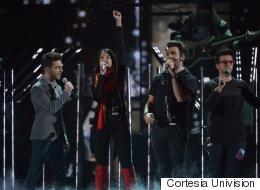 Comenzaron los ensayos de los Latin Grammy 2015