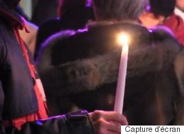 Rassemblement en solidarité avec Paris à Québec (VIDÉO)