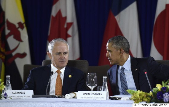 turnbull seated obama