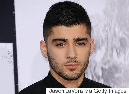 Zayn Malik Sticks The Boot Into One Direction