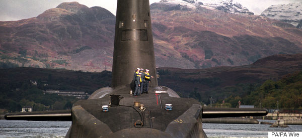 Making Sense of the Trident Debate Requires an Open Mind - In Defence of Emily Thornberry