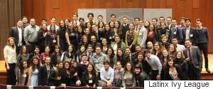 LATINX IVY LEAGUE