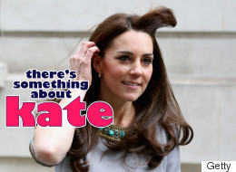 Kate Middleton's 'There's Something About Mary' Moment