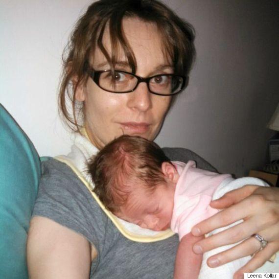 i had a home birth
