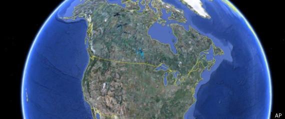 GOOGLE EARTH 1 BILLION DOWNLOADS