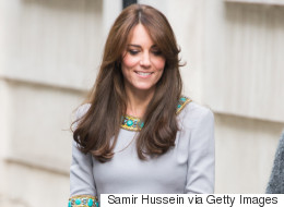 Kate Middleton Recycles One Of Our Favourite Dresses