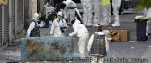 EUROPE TERROR