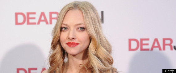 Amanda Seyfried Therapy
