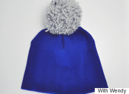 How To Make An Adorable Pom Pom Toque