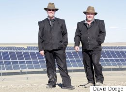 Hutterite Culture's Embrace Of Solar Power Makes Perfect Sense